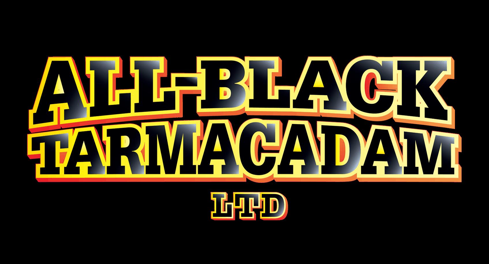 All-Black Tarmacadam logo